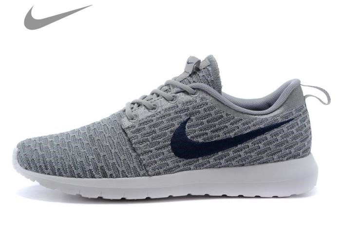 Nike Roshe Run Mens Gray